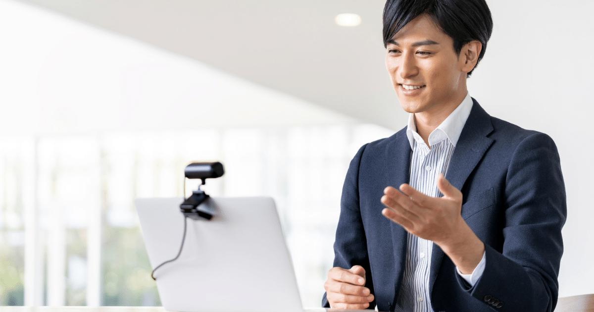 オンラインツールの画面共有機能を使い、戦略的に対話をすすめるテクニックを学ぶ