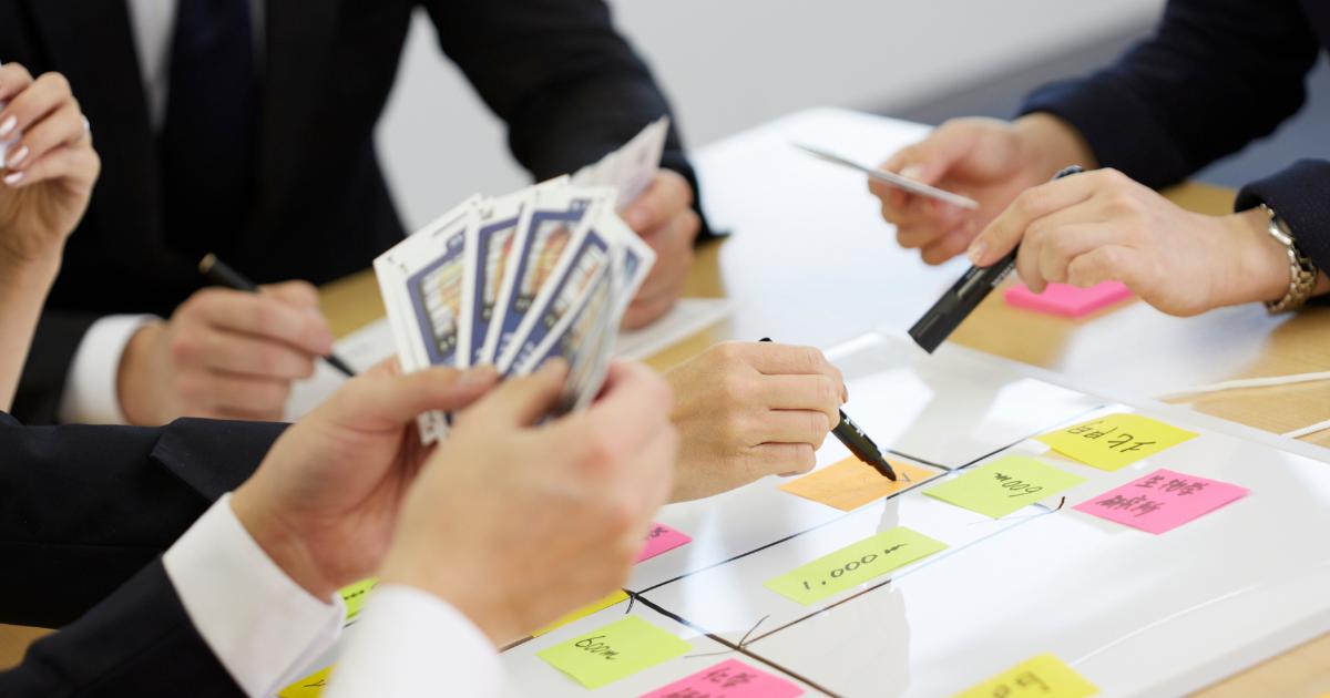 現場で実践できるビジネスマインド・マナーの総合トレーニング研修